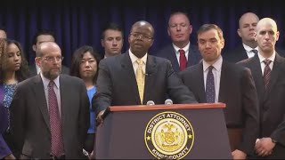 DA Ken Thompson Announces 23 Defendants Including Doctors Charged in $7M Medicaid Fraud