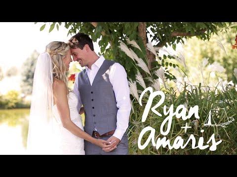 Ryan+Amaris::Wedding Highlight FIlm::Moses Lake::Seattle Wedding Videography