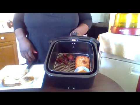 NuWave Brio Air Fryer - AS SEEN ON TV | Doovi