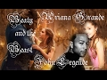 Images Ariana Grande - Beauty and the Beast  Ft.John Legend (Official Audio)