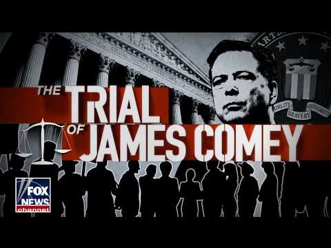 "The Next Revolution with Steve Hilton - ""The Trial of James Comey"" Sunday April 15 2018 HD 720p"