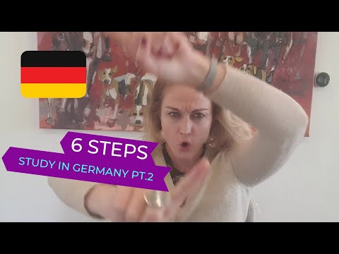 6 Steps To Study In Germany (Here's How) Part 2