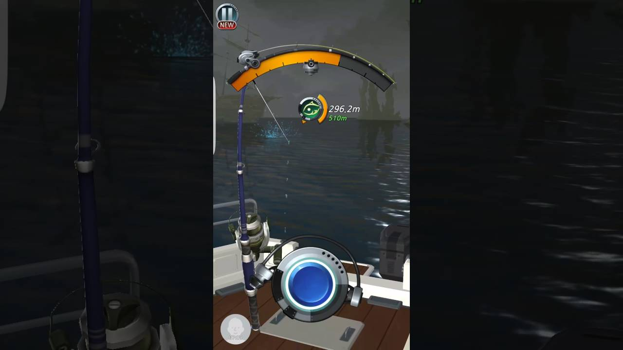 Fishing hook game for android secret map and secret fish for Fishing hook game