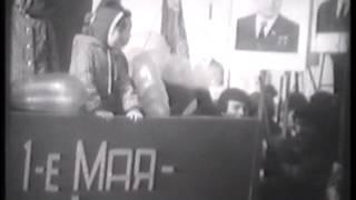 1984 Мегион Первомайская демонстрация//