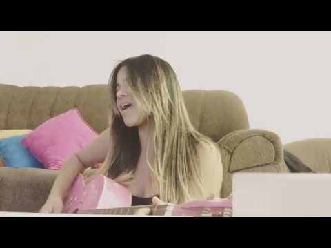 Luan Santana - Dia Lugar e Hora  Cover Gabily