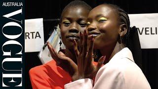 Inside MBFWA 2019   Fashion Shows   Vogue Australia