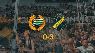 Hammarby - AIK 0-3 (2016-07-24) Derby