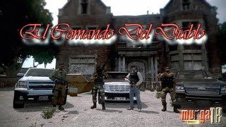 El Comando Del Diablo - Gerardo Ortiz & Noel Torres GTA IV Video Clip