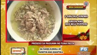 Recipe: Tuna pasta