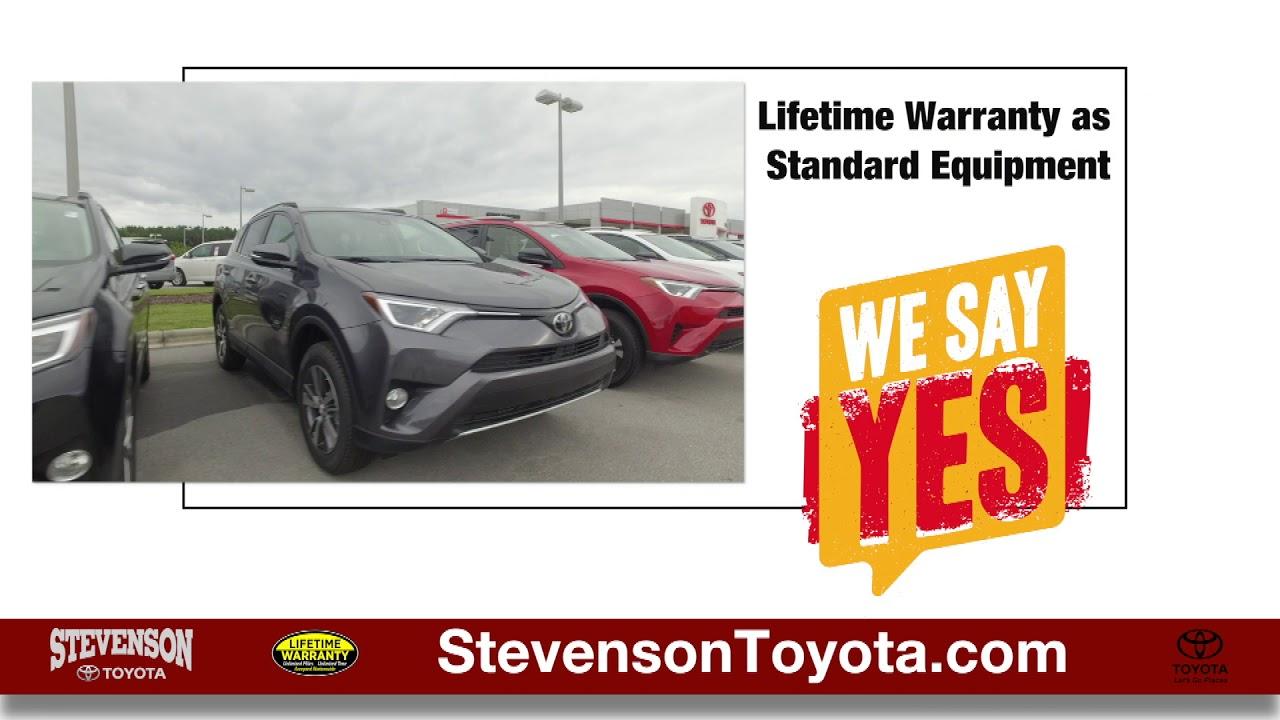 Stevenson Toyota