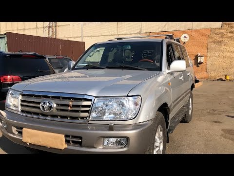 Toyota Land Cruiser 100 - Почему не нужно покупать за 1.5 млн рублей