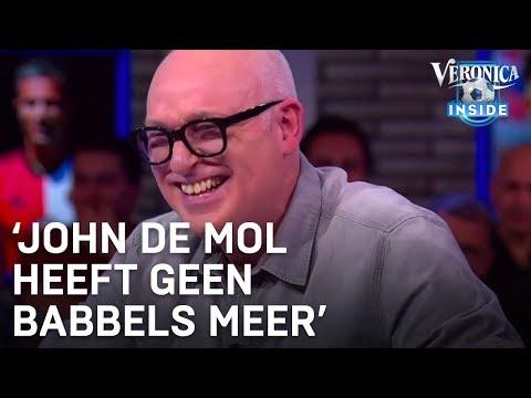 John de Mol op zijn plek gezet: † Hij heeft geen babbels meer † | VERONICA INSIDE