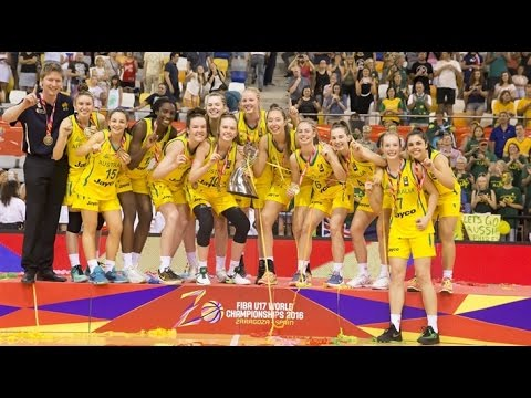 [#FIBAU17] Australia: PackLine Defense