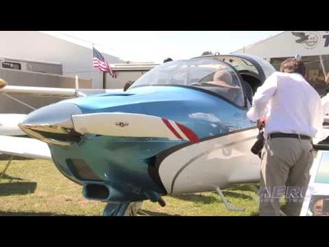 Aero-TV: And Now For Something Entirely Different -- The Tecnam Astore