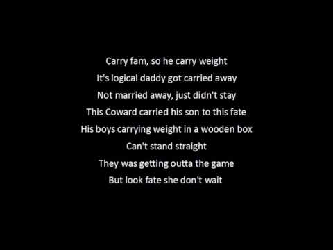 Akala - Carried Away LYRICS