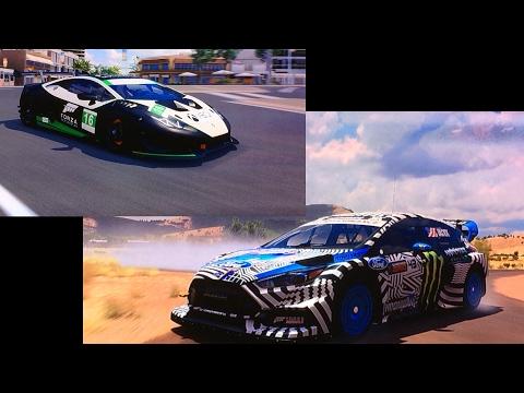 RALLYCROSS VS GT (Forza Horizon 3 Investigation