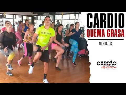 QUEMA GRASA DESDE CASA | Rutina Efectiva | Cardio Abdomen.