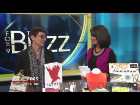 Judy Bell on The Fox 9 Buzz 10.7.14