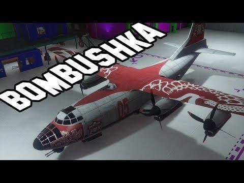 GTA 5 Online - Mua máy bay ném bom RM-10 Bombushka bay lượn trên trời | ND Gaming