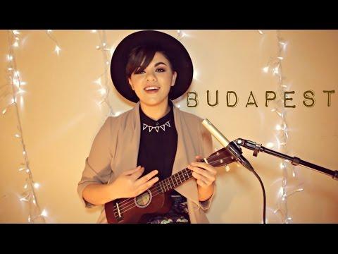 Budapest - George Ezra Cover