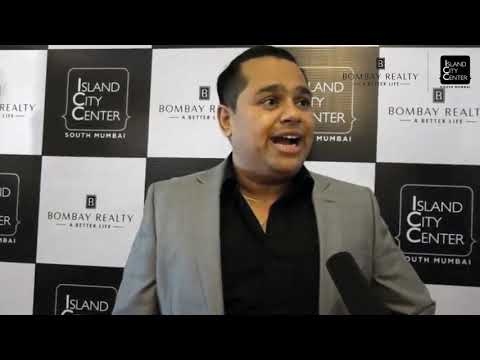 Mr. Ashutosh Khatawkar, VP - Sales & Marketing, Bombay Realty || Life at Island City Center || #BTFW
