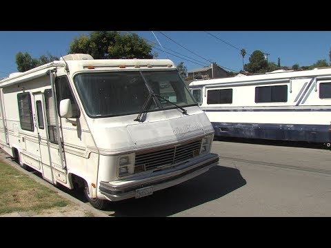 Santee Looking At Changing RV Parking Laws