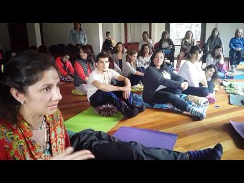 Self Aligment event with Abdy Bogota February 14 2015
