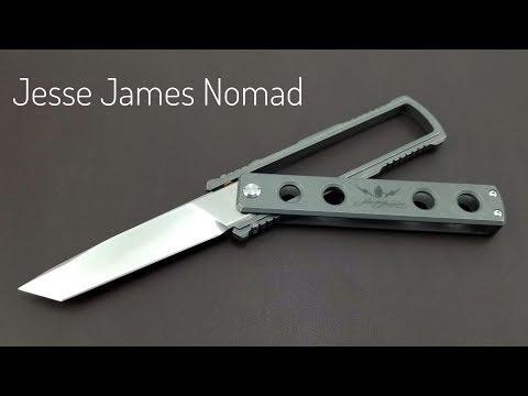 Jesse James Knife Company - Nomad
