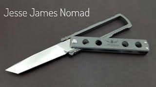 Jesse James Knife Company - Nomad thumbnail