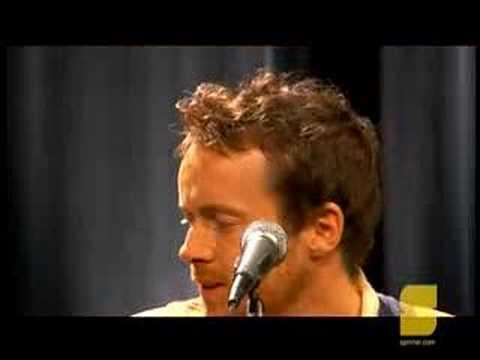 Damien Rice: Coconut Skins (live)
