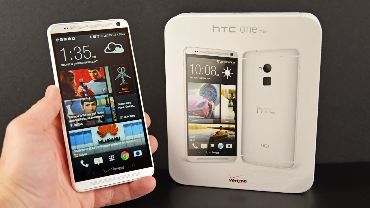 HTC One Max - Review!