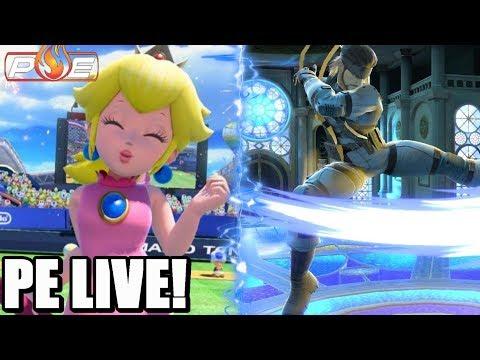 PE LIVE! - Smash Ultimate Proposal in 2015 | Mario Tennis Sales Estimates & MORE + Q&A!