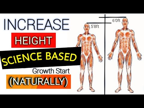 IMPORTANT TIPS FOR HEIGHT GROWTH, Increase height fast, How to increase height, Guide to fit