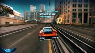 Split Second Velocity PC Gameplay Part 2 Very High Settings 720p HD