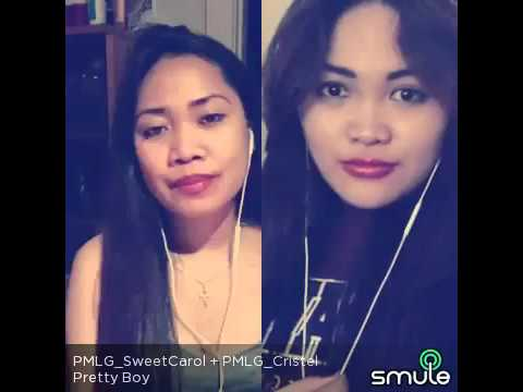 Pretty Boy by M2M (Smule Sing! Karaoke App)