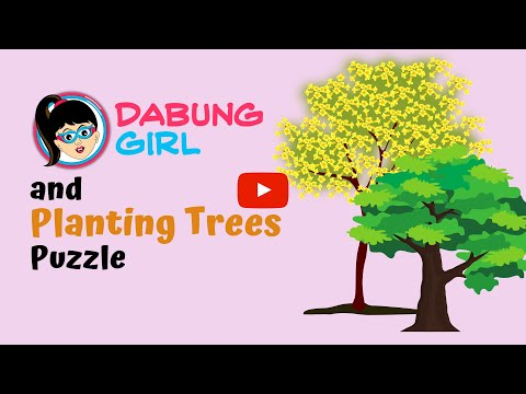 🤔 How can you plant 10 trees in 5 rows of 4 trees each?   Star Puzzle   Lateral Thinking