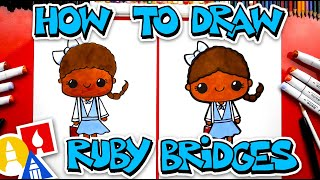 How To Draw Ruby Bridges