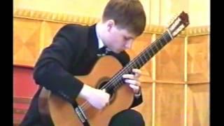И С Бах Фуга BWV 1000 из сонаты для скрипки 1