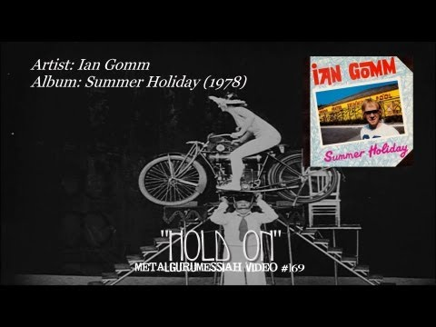 Hold On - Ian Gomm (1978) FLAC Remaster HD Video ~MetalGuruMessiah~