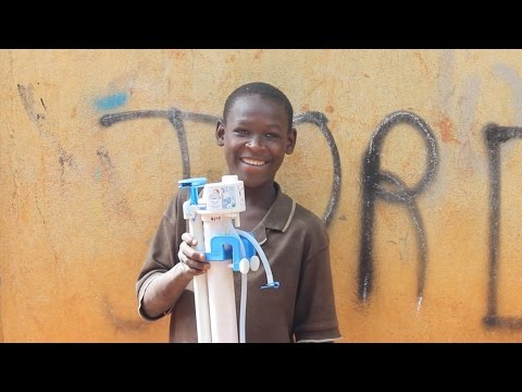 The Boukans of Haiti - How Water Filters Can Make a Difference - Short Version