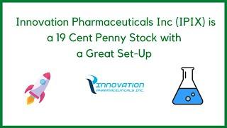 Innovation Pharmaceuticals Inc…