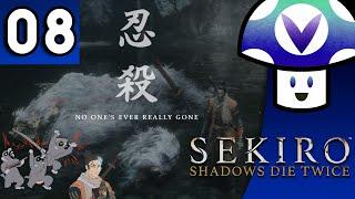 [Vinesauce] Vinny - Sekiro: Shadows Die Twice (part 8)