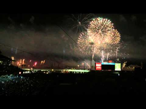 Thunder Over Louisville 2015 at Slugger