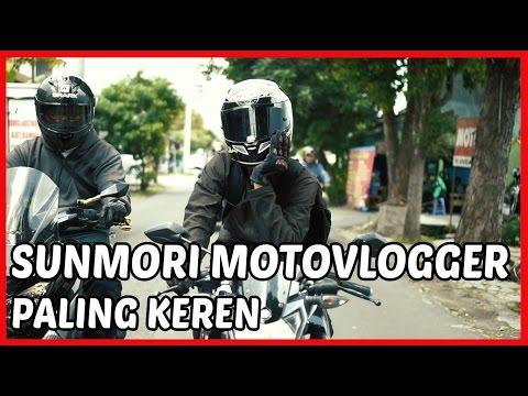 Sunmori Motovlogger Jogja dan Semarang Paling Keren