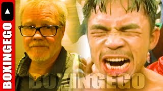 FREDDIE ROACH FIRST REACTION TO MANNY PACQUIAO FIRING HIM