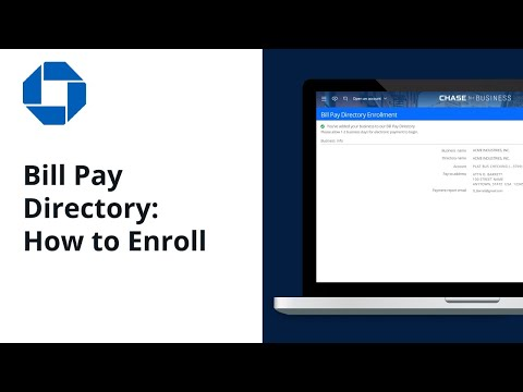 chase-for-business®-bill-pay-directory:-how-to-enroll