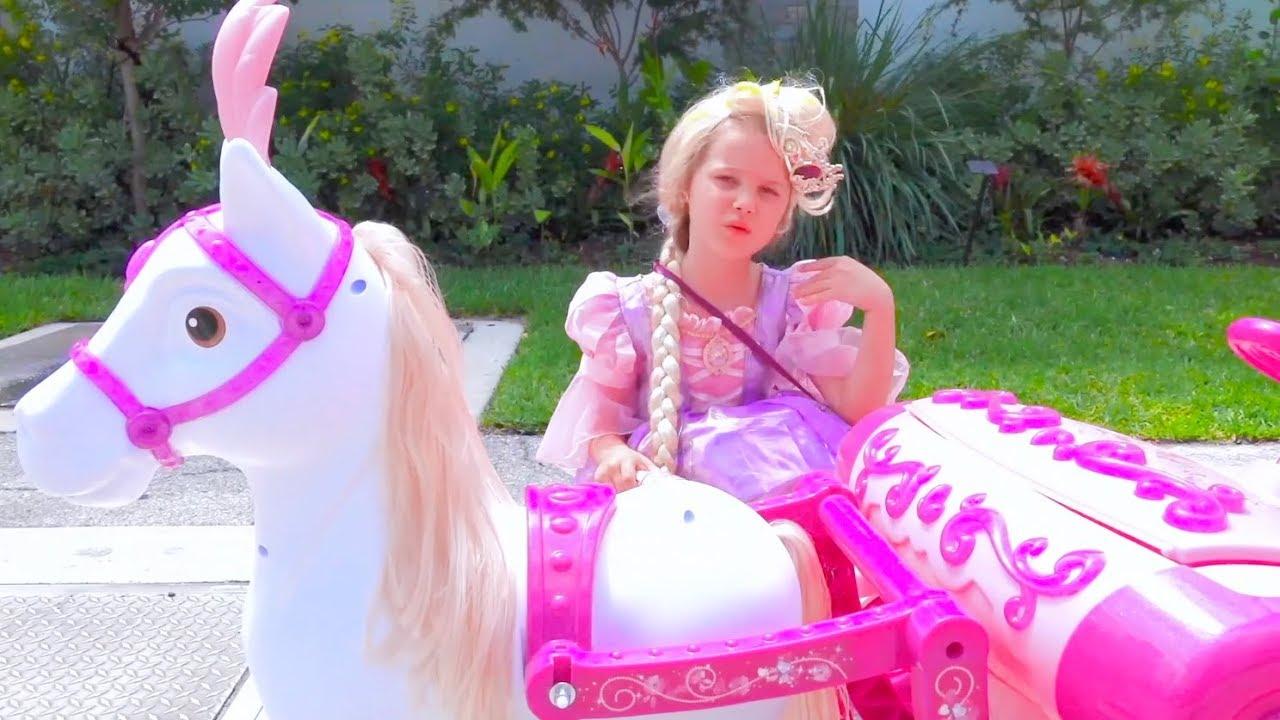 Катя маленькая Принцесса Сборник
