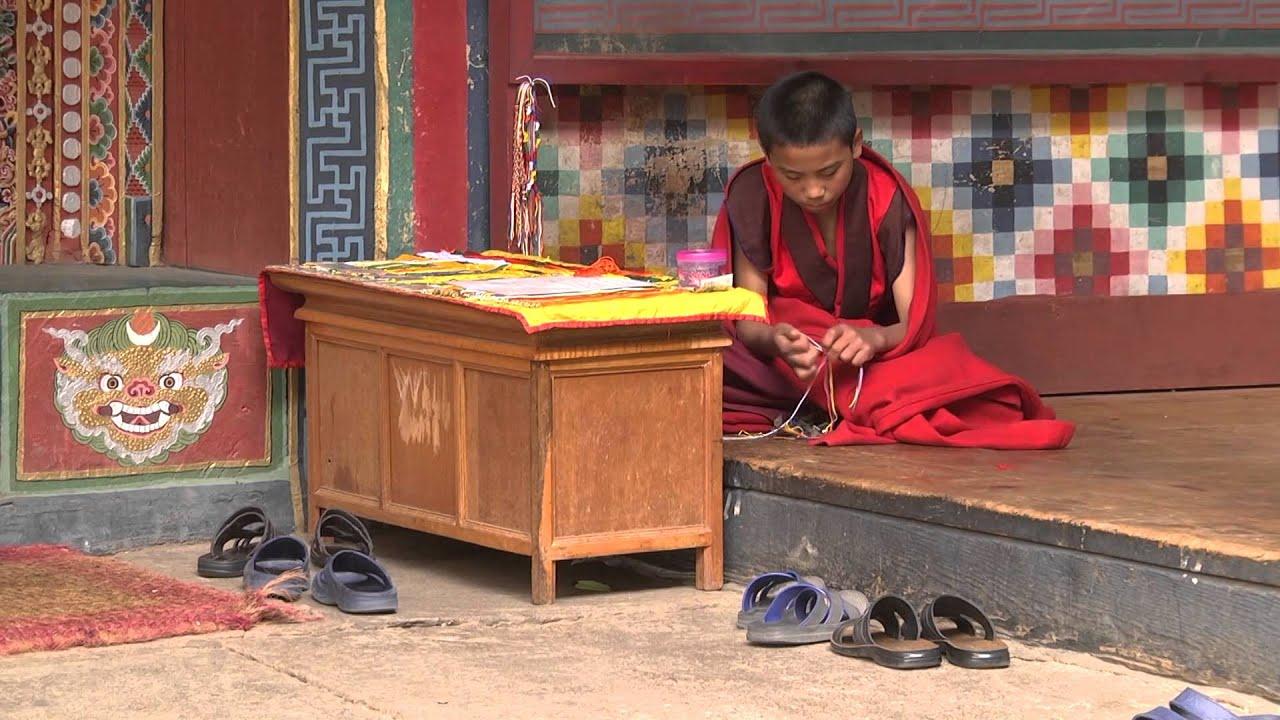 Arts Crafts School In Thimphu