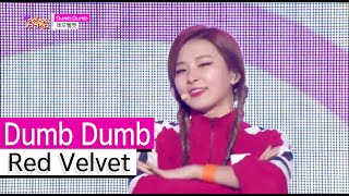[HOT] Red Velvet - Dumb Dumb, 레드벨벳 - 덤덤, Show Music core 20151017