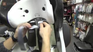 Britax Romer King II LS/ATS | як зняти чохол | інструкція Автодети